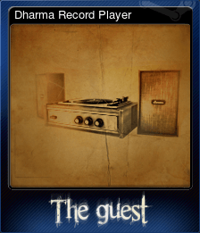 Dharma Record Player