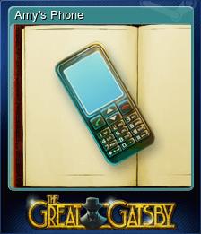 Amy's Phone
