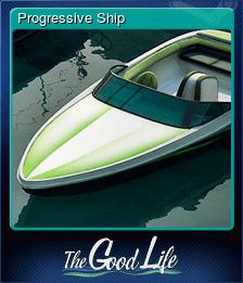 Progressive Ship