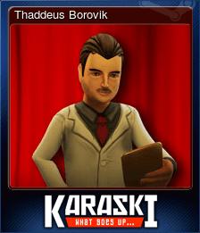 Thaddeus Borovik