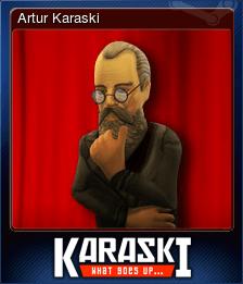 Artur Karaski