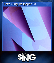 Let's Sing wallpaper 03