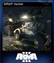 MRAP Hunter