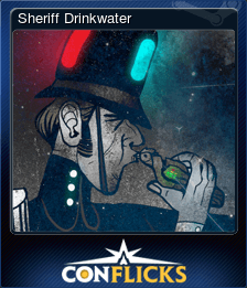 Sheriff Drinkwater