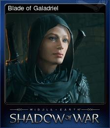 Blade of Galadriel