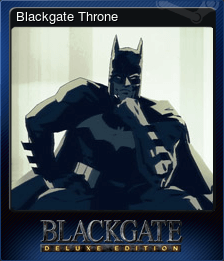 Blackgate Throne