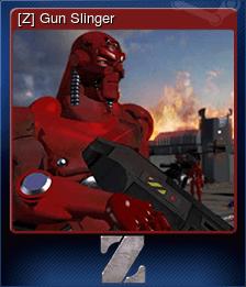 [Z] Gun Slinger