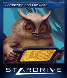 Cordrazine and Owlwoks