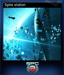 Spire station