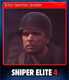 Elite German Soldier