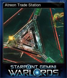 Atreon Trade Station