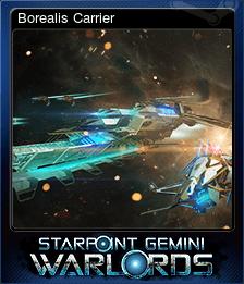 Borealis Carrier
