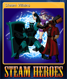 Steam Villains