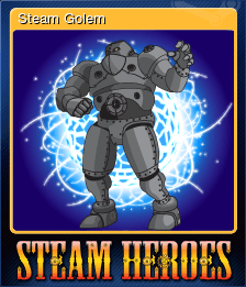Steam Golem