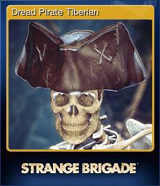 Dread Pirate Tiberian