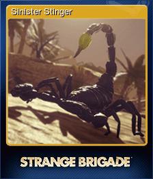 Sinister Stinger