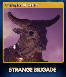 Champion of Seteki