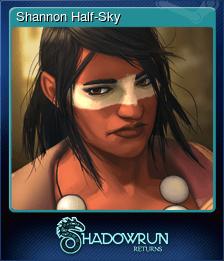 Shannon Half-Sky