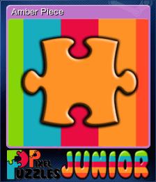 Amber Piece