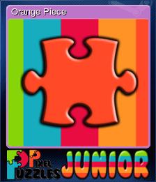 Orange Piece