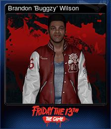 Brandon 'Buggzy' Wilson