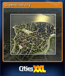 Supersized city