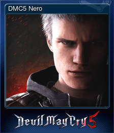 DMC5 Nero