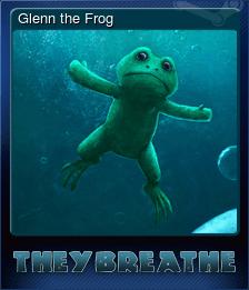 Glenn the Frog