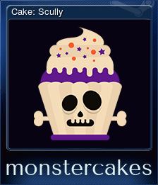 Cake: Scully