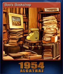 Boo's Bookshop