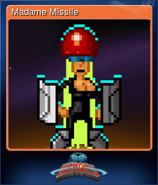 Madame Missile