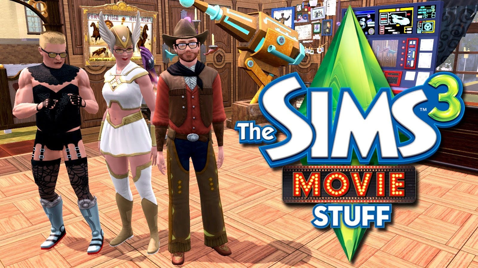The Sims 3: Movie Stuff | Origin | Opium Pulses - Cheap