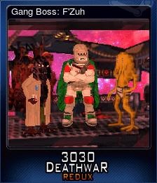 Gang Boss: F'Zuh