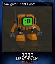 Navigator: Kent Robot