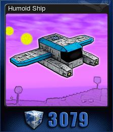 Humoid Ship