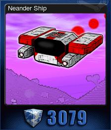 Neander Ship