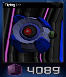 Flying Iris