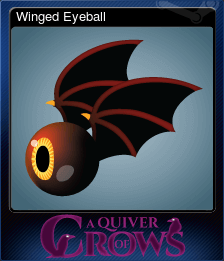 Winged Eyeball