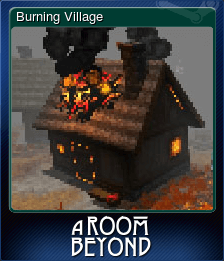 Burning Village