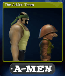 The A-Men Team