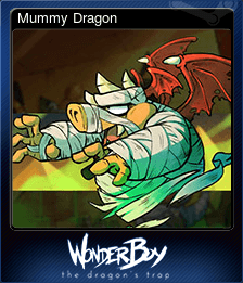 Mummy Dragon