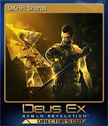 DXHR Shards