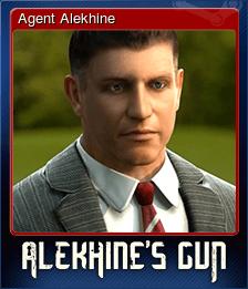 Agent Alekhine