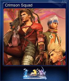 Crimson Squad