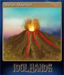 Molten Mountain