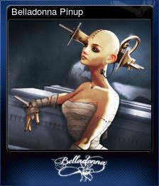 Belladonna Pinup