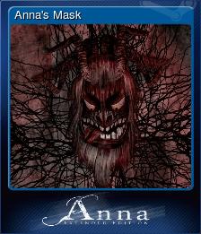 Anna's Mask