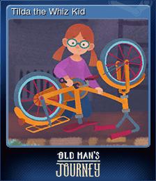 Tilda the Whiz Kid