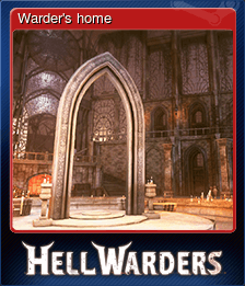 Warder's home