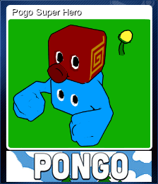 Pogo Super Hero